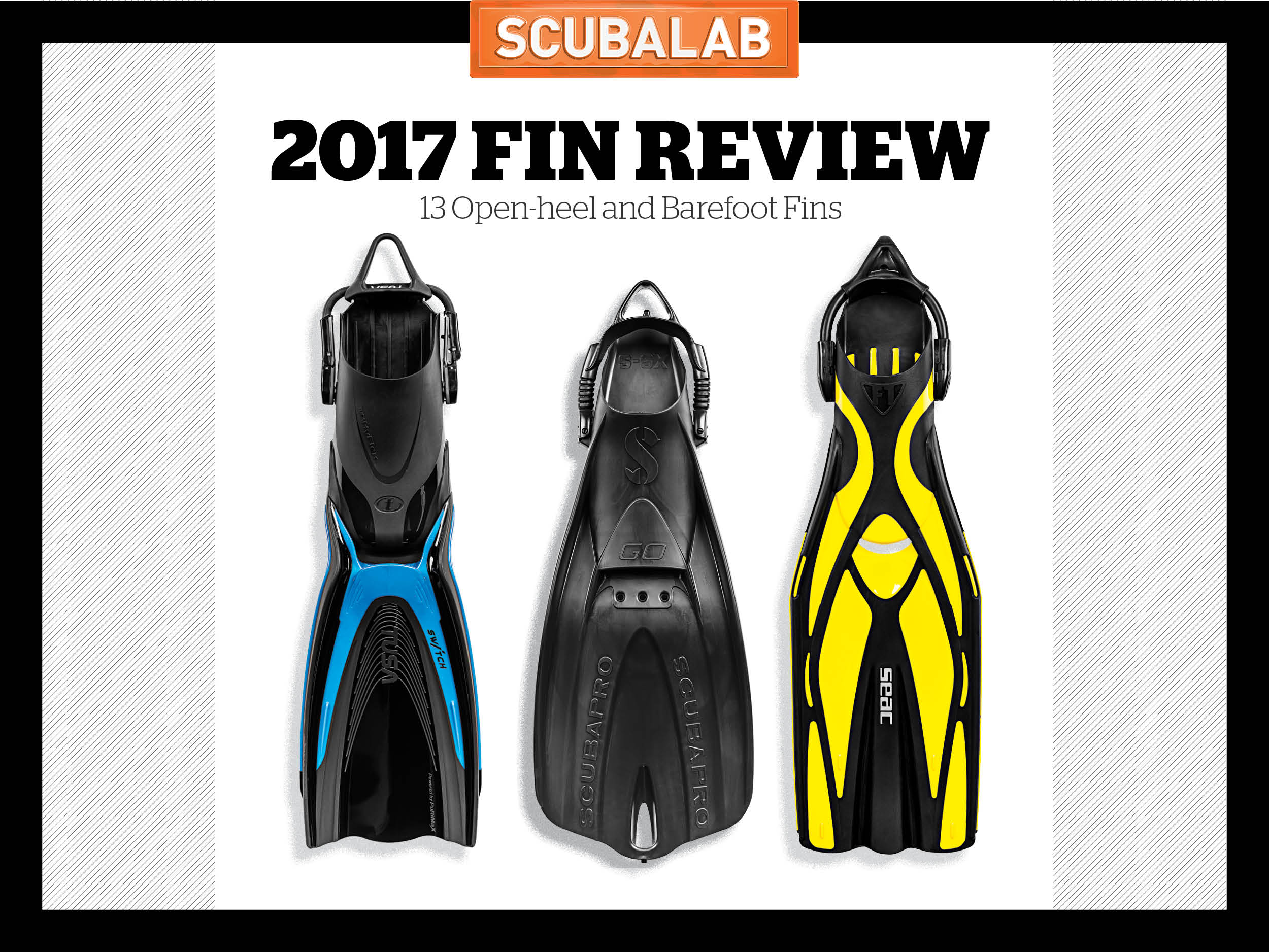 13 Scuba Diving Fins Tested and Reviewed By ScubaLab