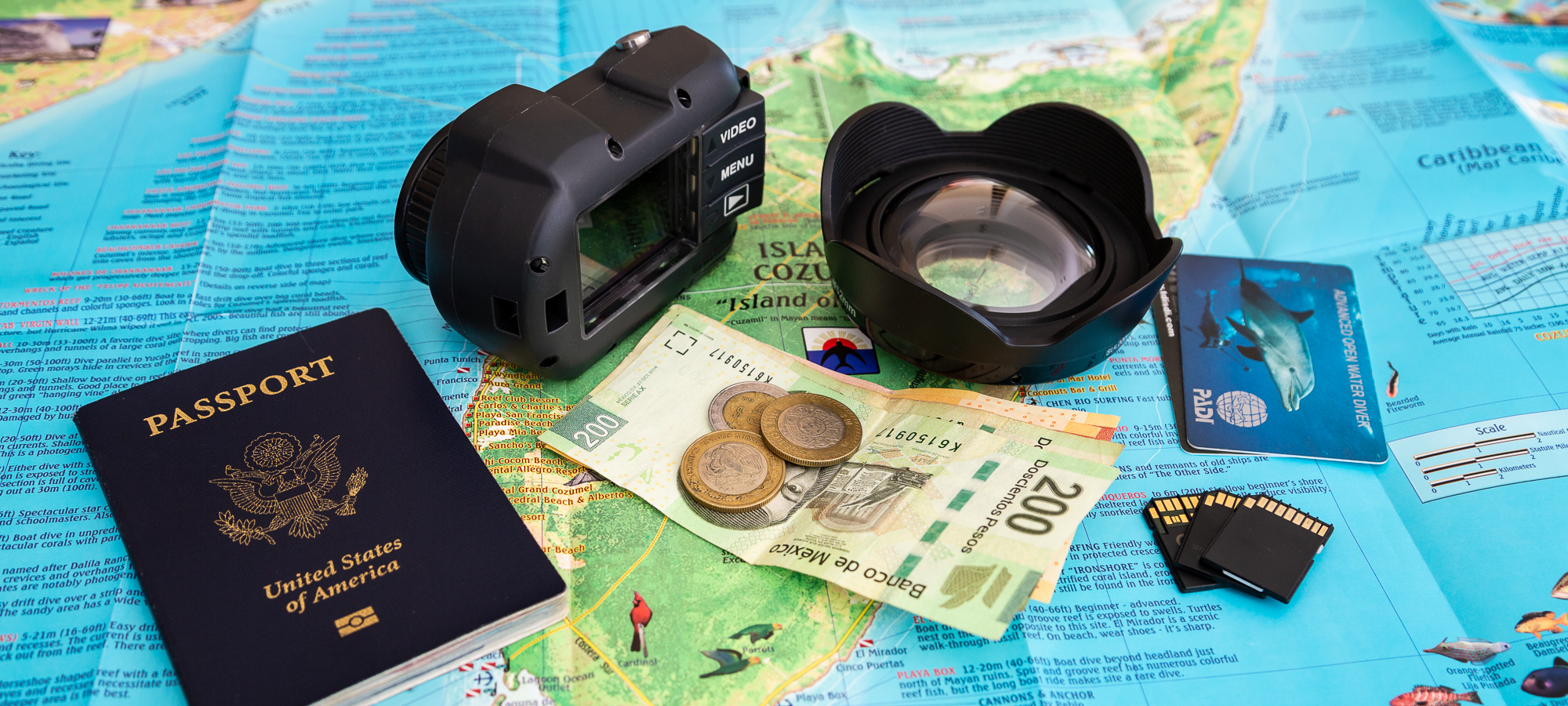 Dive Travel Tips for Underwater Photographers