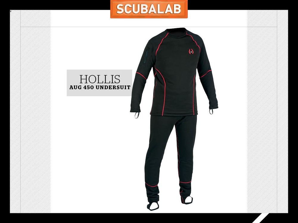 81d5627536 Hollis AUG 450 drysuit undersuit undergarment