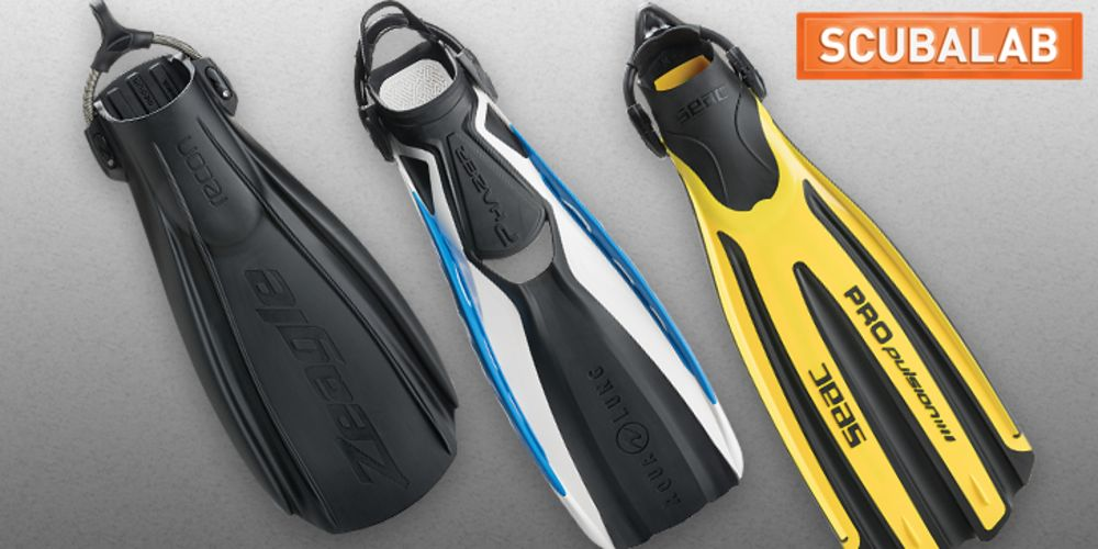 best scuba diving fins scuba diving