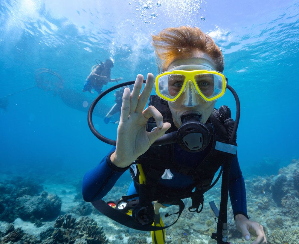 10 myths about diving scuba diving