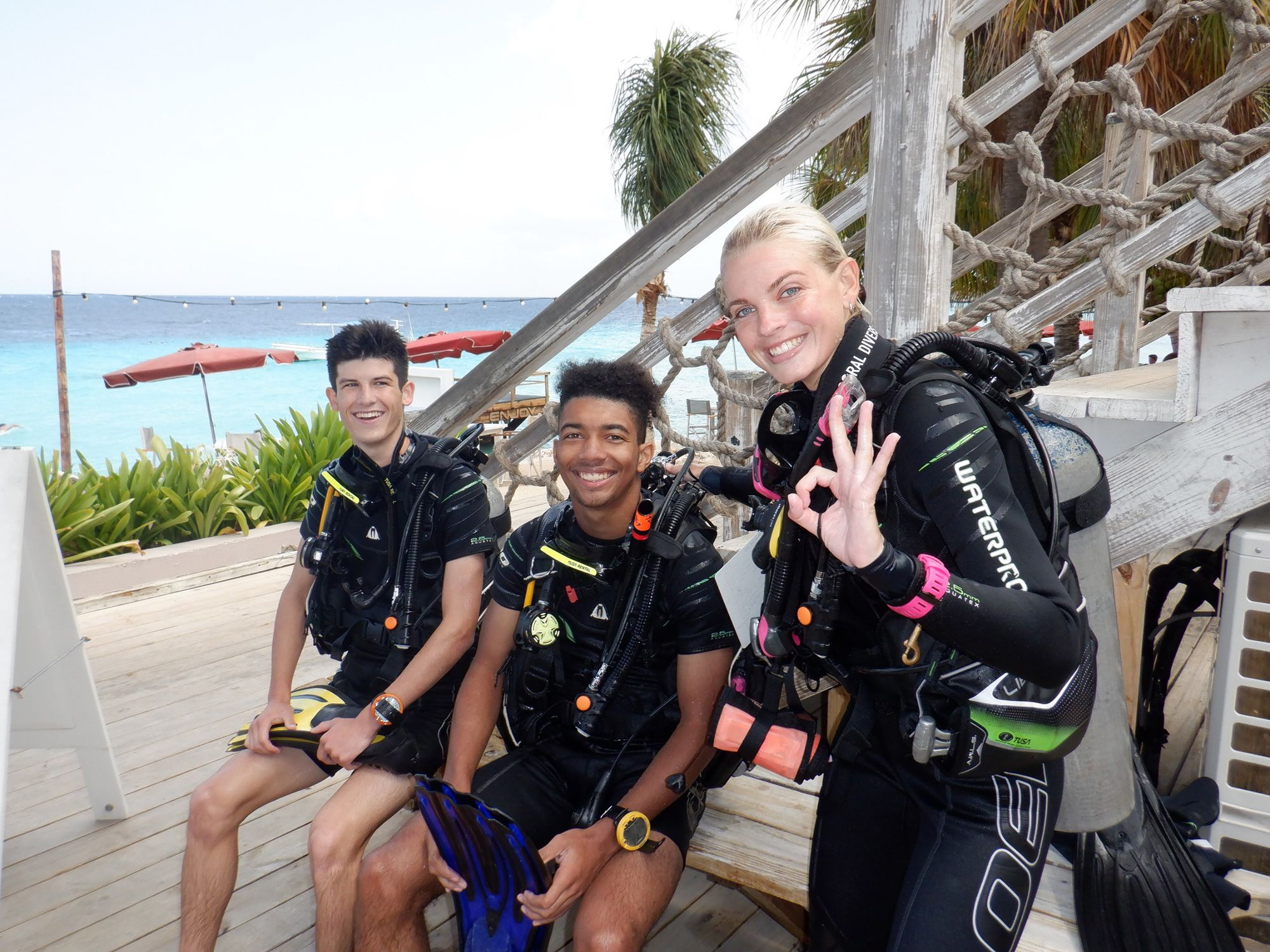 How I Finally Got My Reluctant Teen Scuba Certified