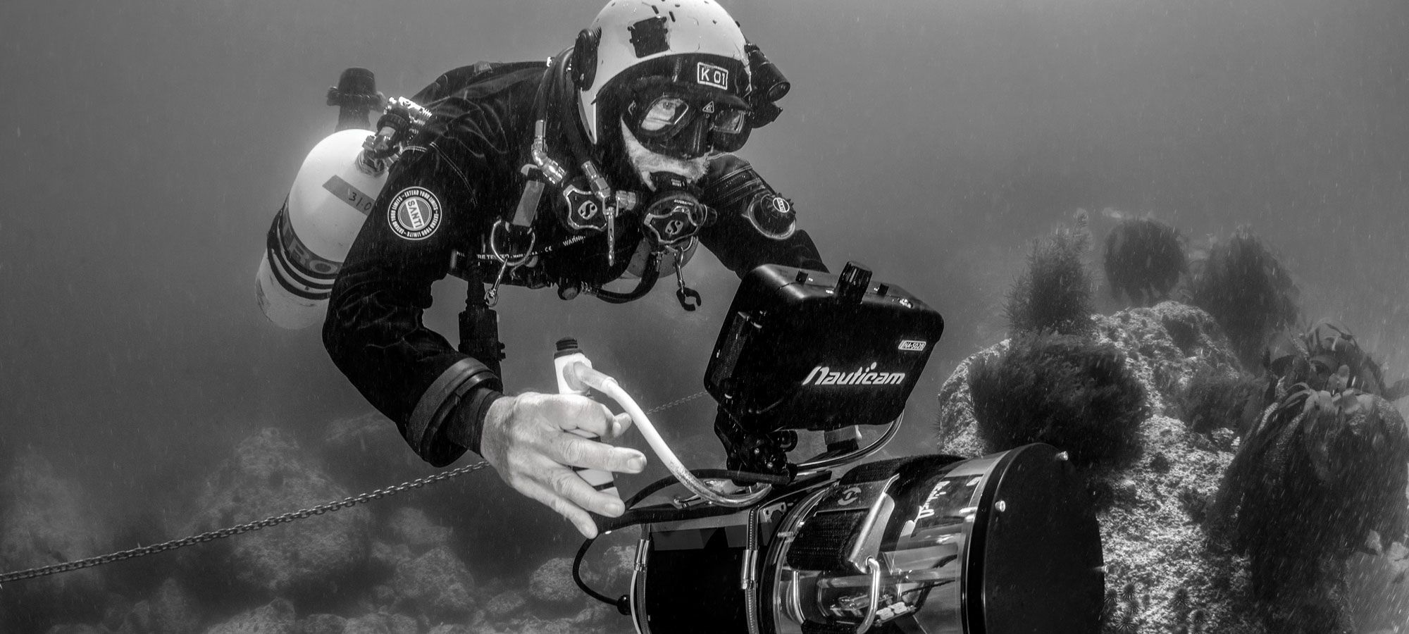 Testing the Underwater Research Tools of Tomorrow With Robert Ballard