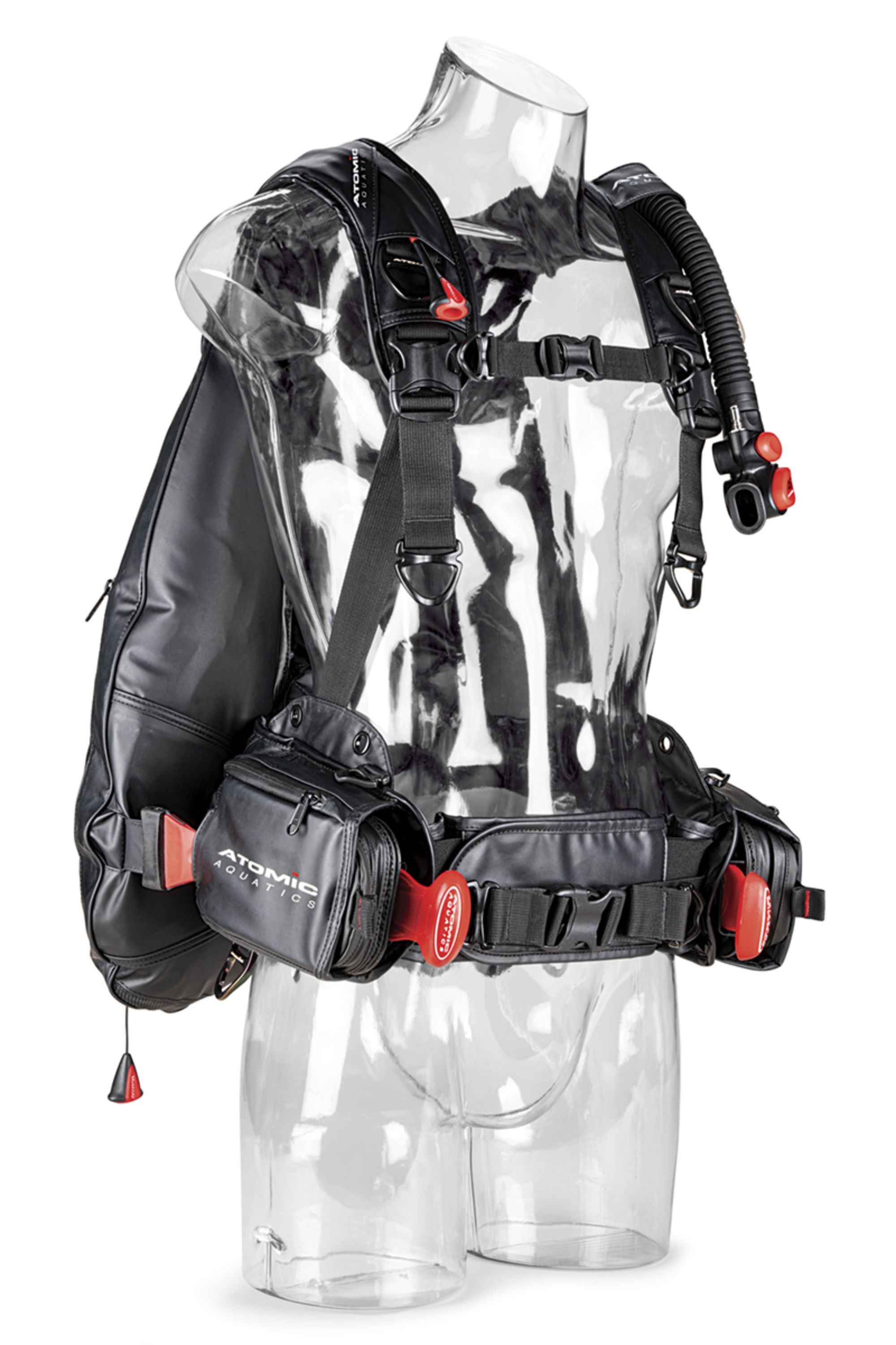 New Scuba Gear: FinClip, Atomic BCD, and a Floating Mask Case