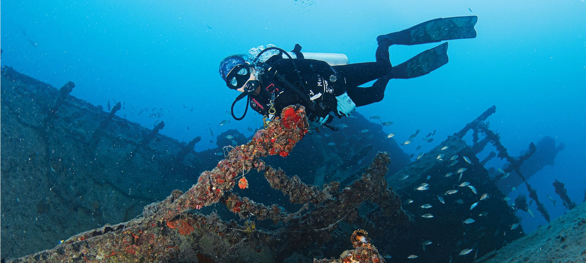 The Best Overall Destinations for Scuba Diving