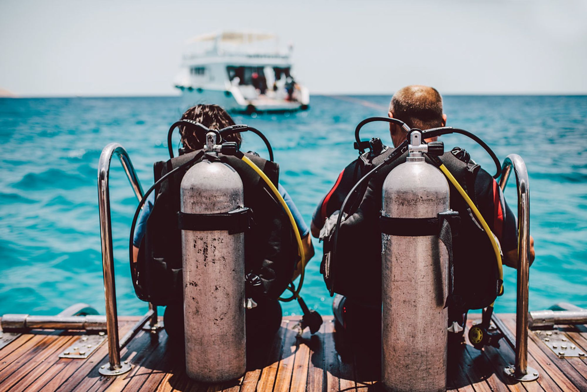 4 Reasons to Choose a Dive Travel Specialist