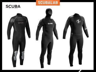 Best Cold Water Wetsuits for Staying Warm