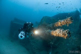 Diving Malta's Wartime Shipwreck Graveyard Will Leave You In Awe