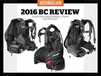 17 New BCs Tested and Reviewed By ScubaLab
