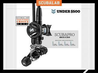 Scubapro MK21 Regulator