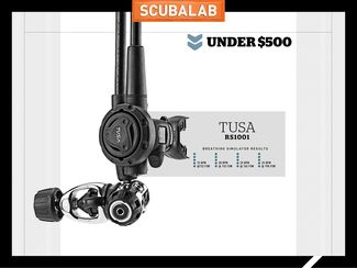 Tusa RS1001 Dive Regulator