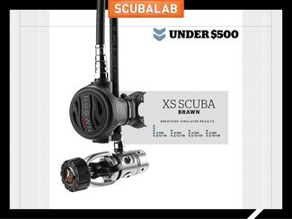 XS Scuba Brawn Regulator Review