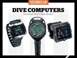 11 New Dive Computers Tested and Reviewed By ScubaLab