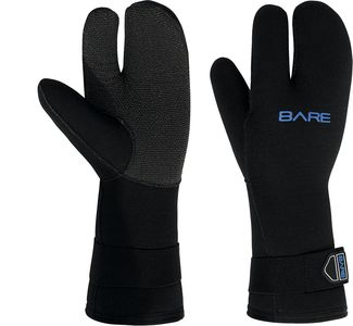 Scuba Diving Finger Mitts for Cold Water Diving