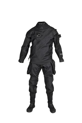 Drysuit for Cold Water Scuba Diving