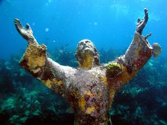 Scuba Diving Key Largo Christ of the Abyss