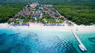 Allegro Cozumel, where two great worlds coexist