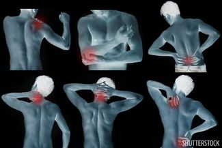 muscle pains and symptoms caused by scuba diving