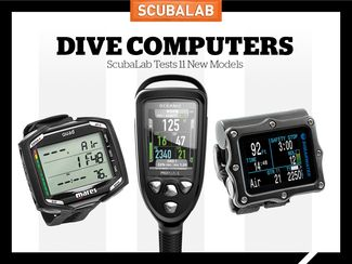 ScubaLab 2017 Dive Computer Test and Gear Review
