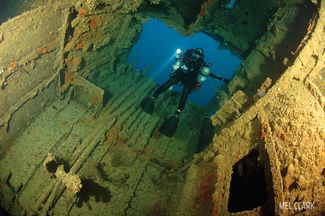 8 Dive Sites To Test Your Tec-Diving Skills
