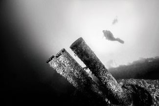 scuba diving shipwrecks British Columbia