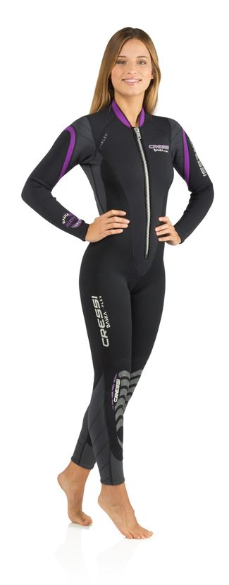 cressi womens wetsuit