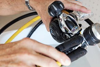 maintaining your dive gear