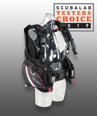 Tusa Tina BCD Review: ScubaLab Testers Choice