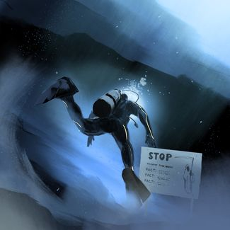 Lessons for Life: Inexperienced Diver Drowns in Cave System