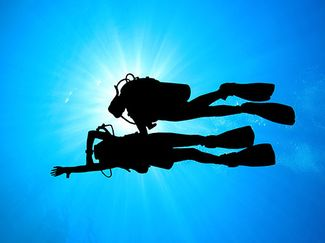 underwater navigation tips for using a compass