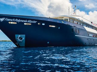 French Polynesian liveaboard