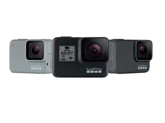 new gopro cameras hero7