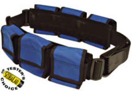 Scuba Diving Stainless Steel Weight Belt Buckle w// 3 Webbing Slots Square