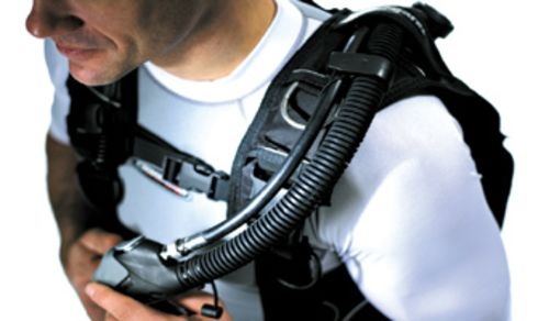 DUI Weight and Trim System for Dry Suit Diving Holds up to 40 LBS of Weight