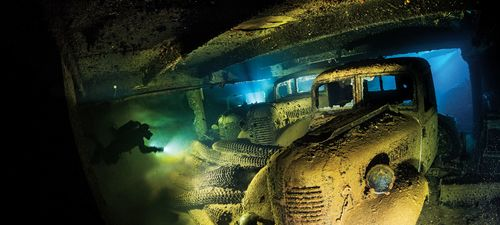 Can Truk Lagoon Be Saved?   Scuba Diving