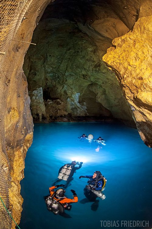 What It's Like to Cave Dive in Budapest | Scuba Diving