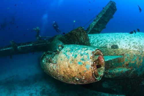 The World's Most Haunting Wrecks | Scuba Diving