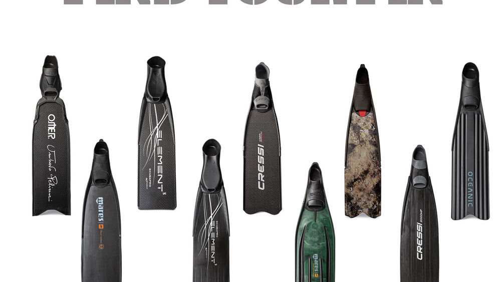 How to buy a freediving fin