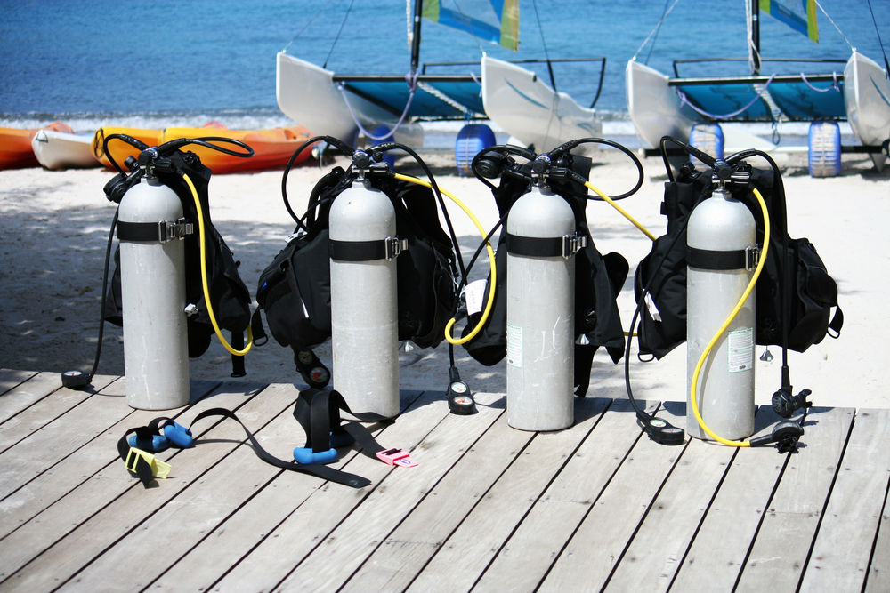 Image result for diving equipments