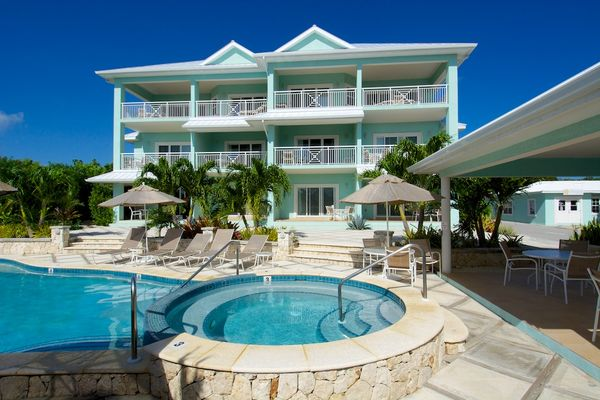Compass Point Dive Resort - the home of Ocean Frontiers Diving Adventures in the Cayman Islands.