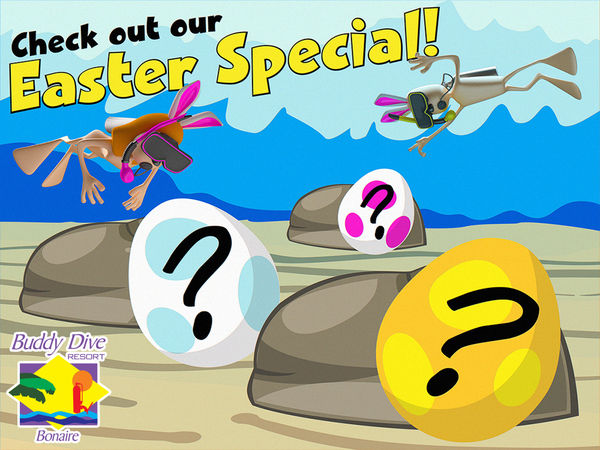 EASTER EGG Discount Hunt