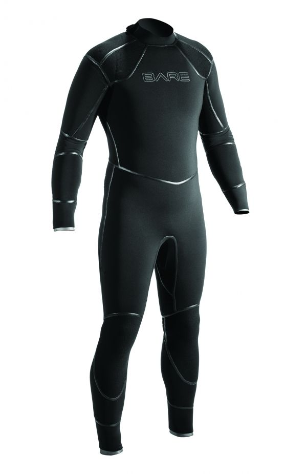 Stay Warm, Match Scuba Wetsuit Thickness to Water Temp ...