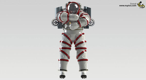 Underwater Exosuit For Deep-Sea Exploration