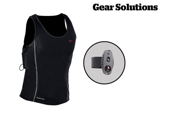 Thermalution Heated Vest for Scuba Diving
