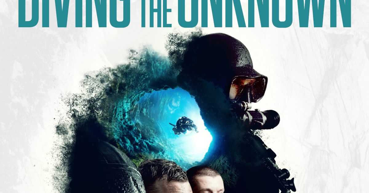 New Cave-diving Action Doc Set For Worldwide Release