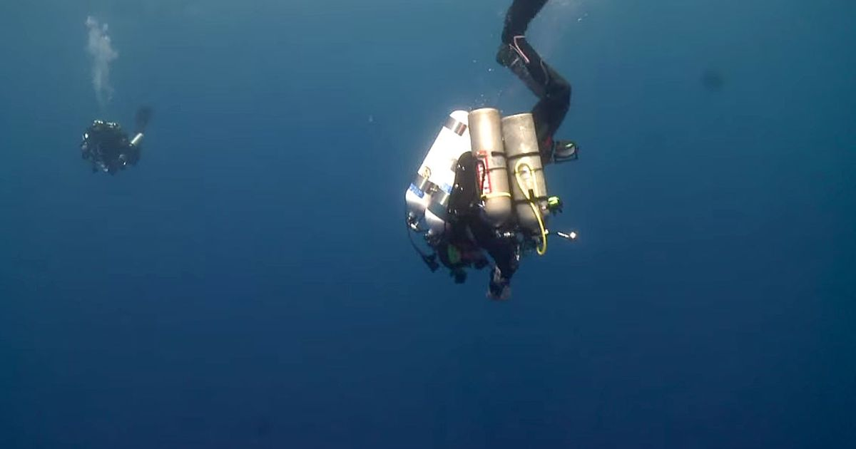 Diving World Record Attempt Ends In Tragedy For Dr. Guy