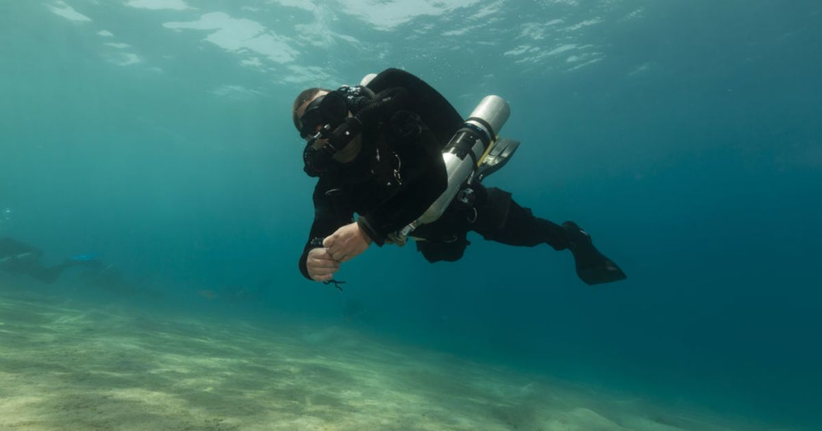 are you ready for rebreathers?