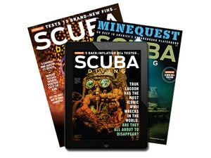 Subscribe to Scuba Diving Magazine