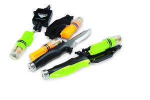 scuba diving safety gear