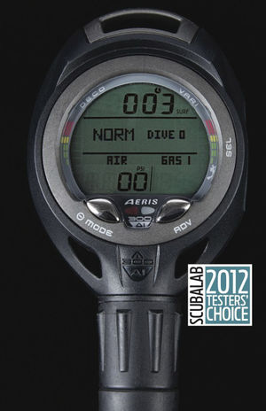 Scubalab dive computer best buy and testers 39 choice - Aeris dive computer ...
